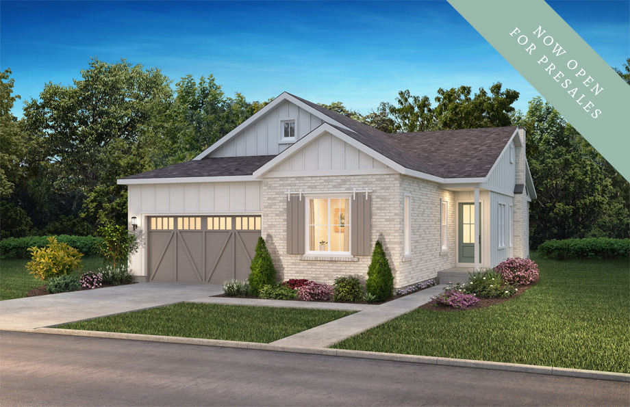 Legends Exterior of Shea Homes The Reserve Collection | The Canyons New Home Community in Castle Pines, CO