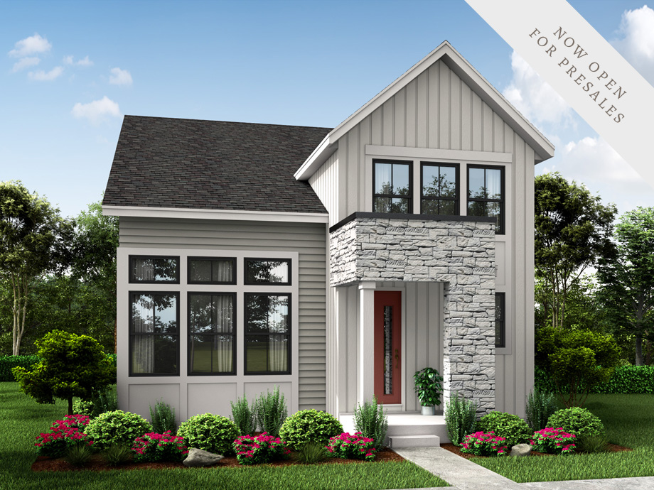 Berkeley Homes Home Rendering   The Canyons New Home Community in Castle Pines, CO