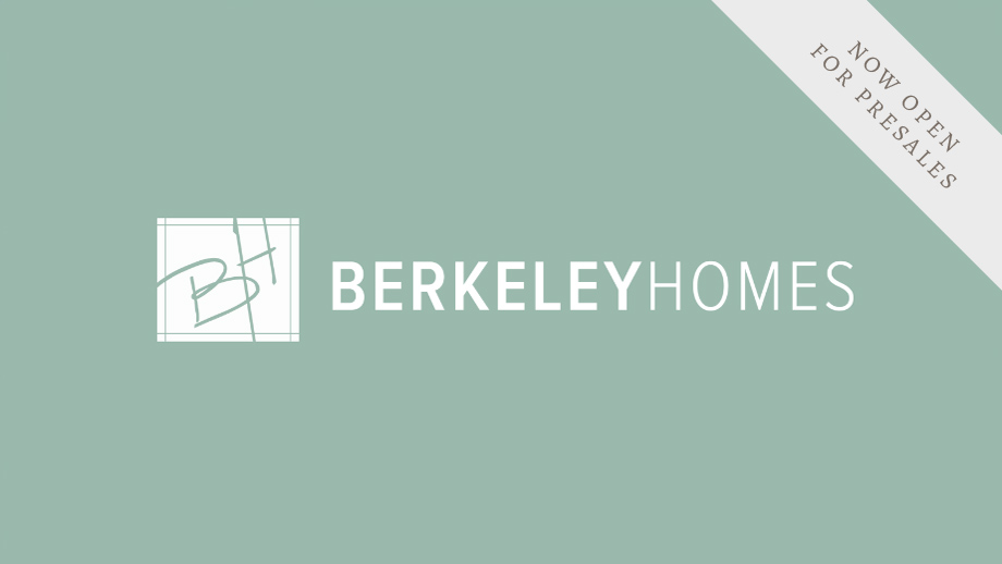 Berkeley Homes logo | The Canyons | A new home community in Castle Pines, CO