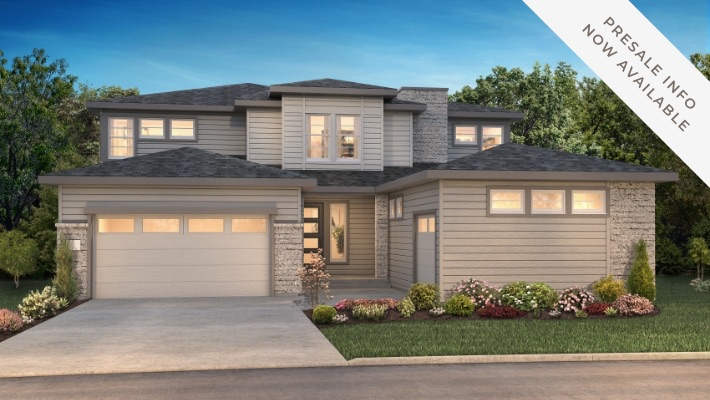 Shea Homes The Luxe Collection | The Canyons New Home Community in Castle Pines, CO